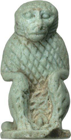 WALTERS: Egyptian: Baboon -400