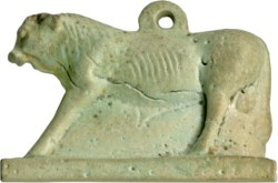 WALTERS: Egyptian: Apis Bull -664