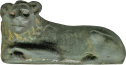WALTERS: Egyptian: Reclining Lion -300