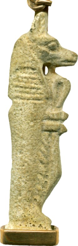 WALTERS: Egyptian: Dua-mut-ef, Son of Horus -600