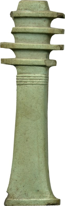 WALTERS: Egyptian: Djed-Pillar -664