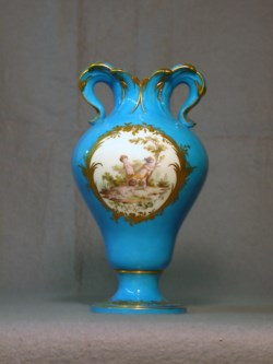 WALTERS: Sèvres Porcelain Manufactory (French, active 1756-present): Tulip-Shaped Vase 1700