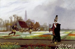 WALTERS: Jean-Léon Gérôme (French, 1824-1904): The Tulip Folly 1882