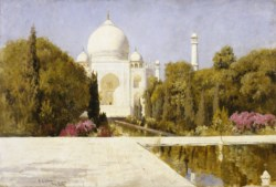 WALTERS: Edwin Lord Weeks (American, 1849-1903): The Taj Mahal 1883