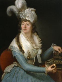 WALTERS: Venetian: Portrait of a Lady 1768