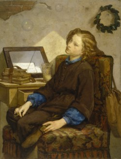 WALTERS: Thomas Couture (French, 1815-1879): Daydreams 1859
