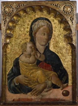 WALTERS: Venetian: Madonna and Child 1430