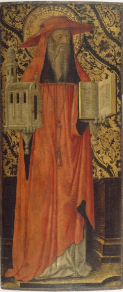 WALTERS: Giovanni d'Alemagna (German, died 1450): St. Jerome 1444