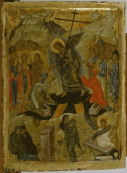 WALTERS: Greek: Resurrection of Christ 1338