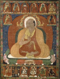 WALTERS: Tibetan: Portrait of a Kadampa Hierarch 1100