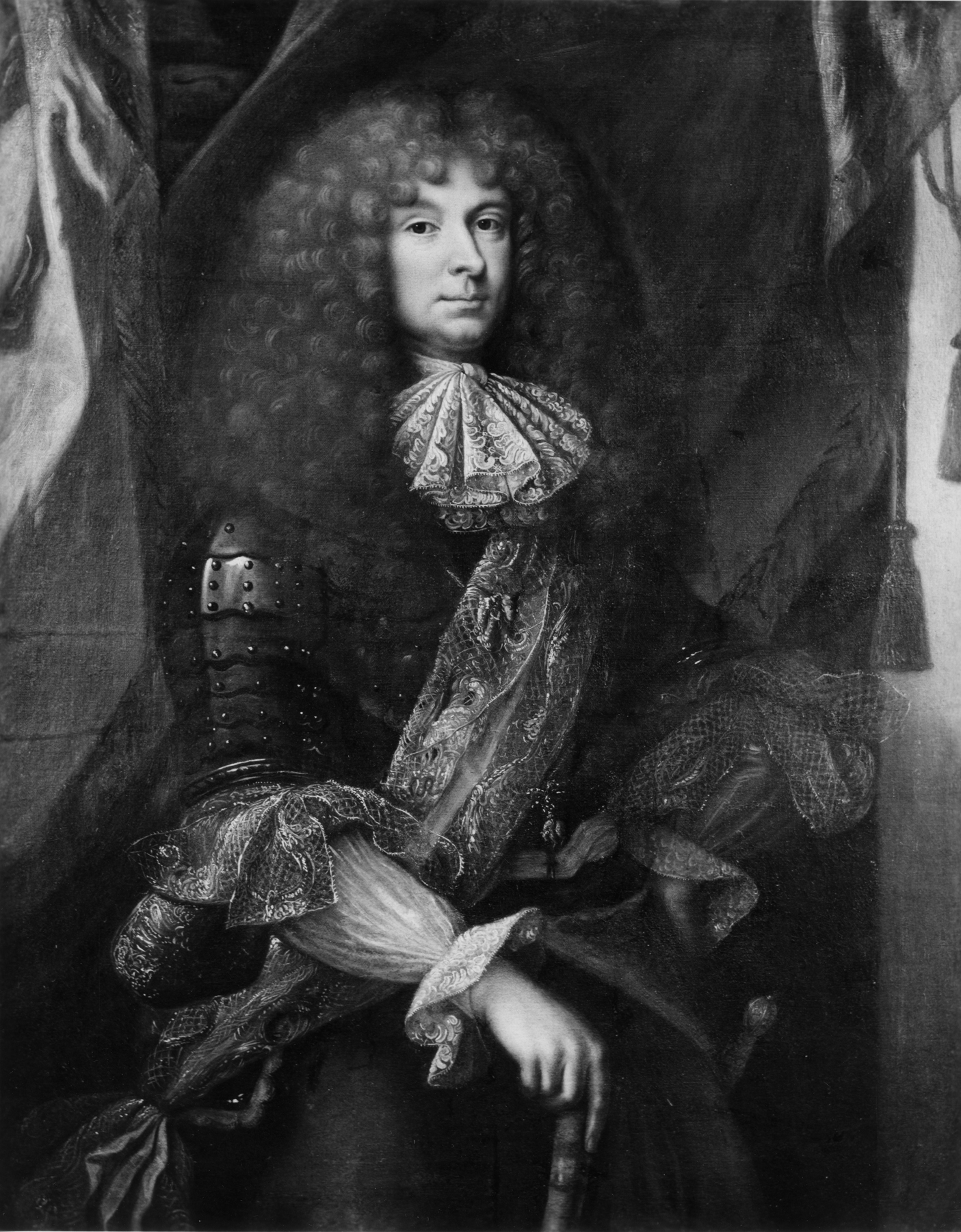 Portrait of a Man Wearing the Order of the Golden Fleece