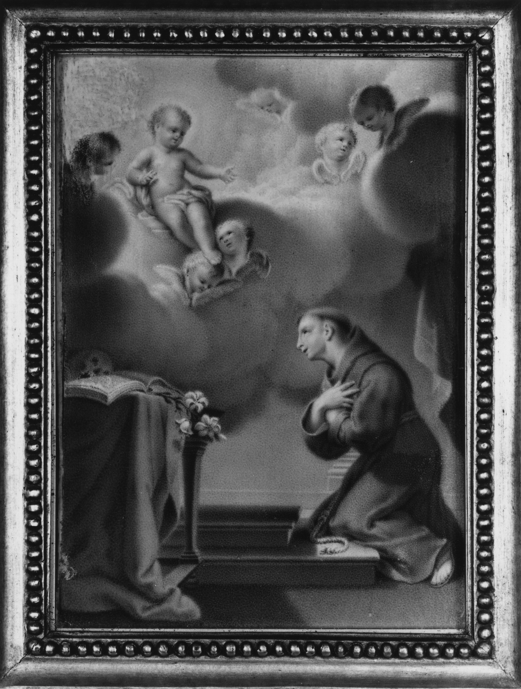 St. Anthony of Padua Kneeling Before a Vision of the Christ Child
