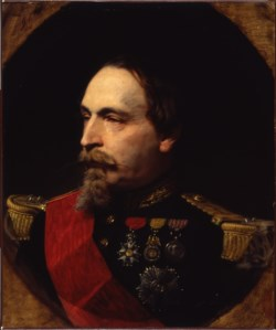 WALTERS: Adolphe Yvon (French, 1817-1893): Portrait of Napoleon III 1868