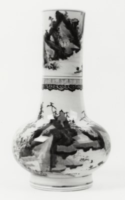 WALTERS: Chinese: Bottle Vase 1670