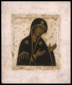 WALTERS: Russian: Virgin Mary 1501