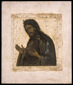 WALTERS: Russian: Saint John the Baptist 1501