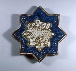 WALTERS: Iranian: Islamic Wall Tile 1238