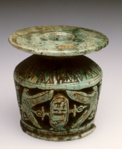 WALTERS: Egyptian: Cosmetic Vessel of Meretnubt -1512