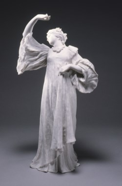 WALTERS: Sèvres Porcelain Manufactory (French, active 1756-present): The Dancer 1900
