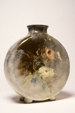 WALTERS: Jules-Auguste Habert-Dys (French, 1850-1924): One of a Pair of Vases 1866