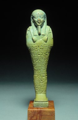 WALTERS: Egyptian: Ushabti of Ah-mose -562