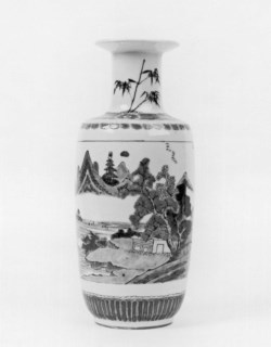 WALTERS: Chinese: Vase 1675