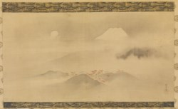WALTERS: Kano Tsunenobu (Japanese, 1636-1713): Mount Fuji in the Autumn 1675