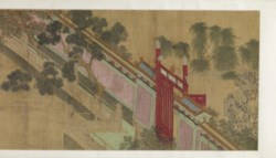 WALTERS: After Qiu Ying (Chinese, 1494-1552): Spring Morning in the Han Palace 1650