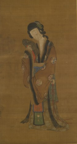 WALTERS: Chinese: Lady with Mirror 1701