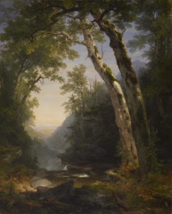 WALTERS: Asher Brown Durand (American, 1796-1886): The Catskills 1859