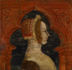 WALTERS: Venetian: Profile of a Woman 1475