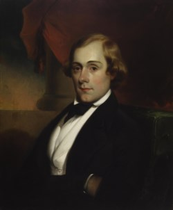 WALTERS: Alfred Jacob Miller (American, 1810-1874): Portrait of William Herald Heald 1832