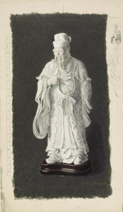 WALTERS: James Callowhill (American, 1838-1917): Statuette 1889