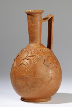 WALTERS: Roman: Jug with Birds -100