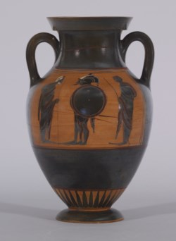 WALTERS: Greek: Black-Figure Amphora -532