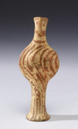 WALTERS: Mycenaean: Female Figurine -1300