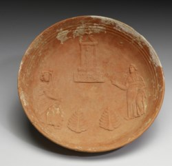 WALTERS: Roman: Bowl with Raising of Lazarus 301