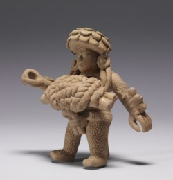 WALTERS: Maya: Standing Figure with a Tied-Rope Pectoral 600