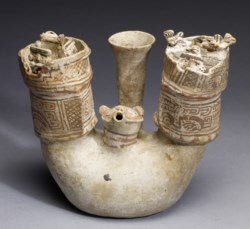 WALTERS: Recuay: Temple or House Vessel 1