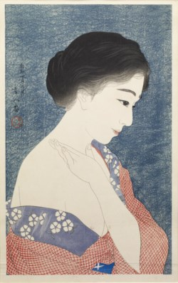WALTERS: Torii Kotondo (Japanese, active 1st half 20th century): Make-up 1929
