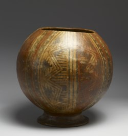 WALTERS: Carchí: Spherical Vessel 750