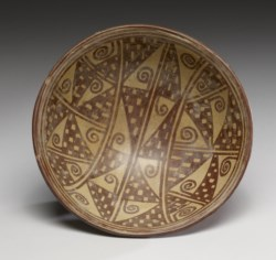 WALTERS: Nariño (Tuza): Footed Dish with Animal Motifs 900