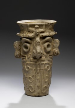 WALTERS: Colima: Incense Burner Stand 900