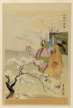 WALTERS: Ogata Gekko: Nihon hana zue 1893